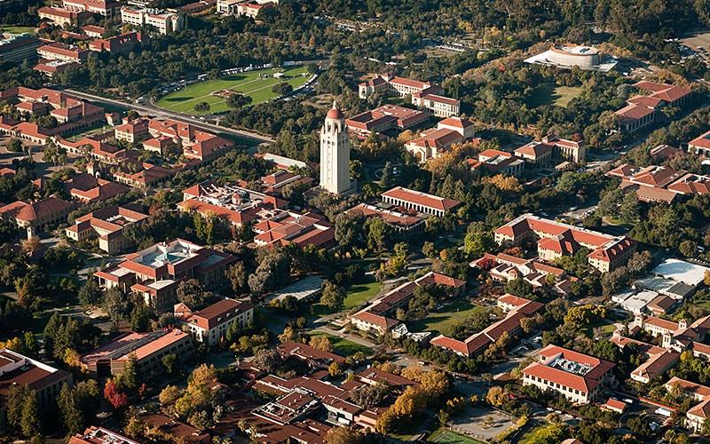 Li Ka Shing Learning and Knowledge Center (LKSC), Stanford University